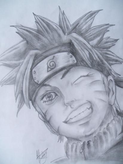 Naruto por genevieve